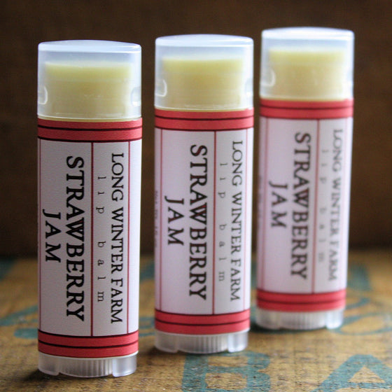 Strawberry Jam Lip Balm