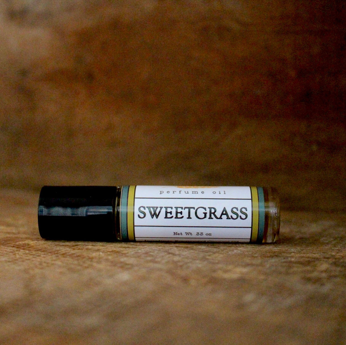 Sweetgrass Perfume Oil