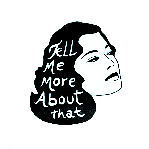 Citizen Ruth - Mansplaining sticker