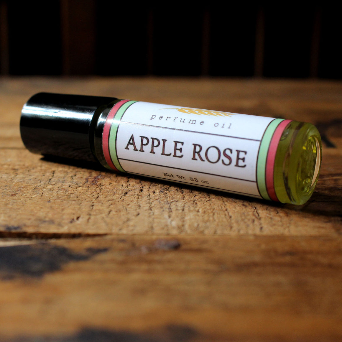 Apple Rose Perfume Oil