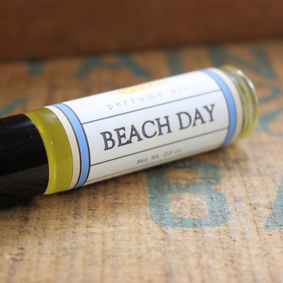 Beach Day Perfume Oil