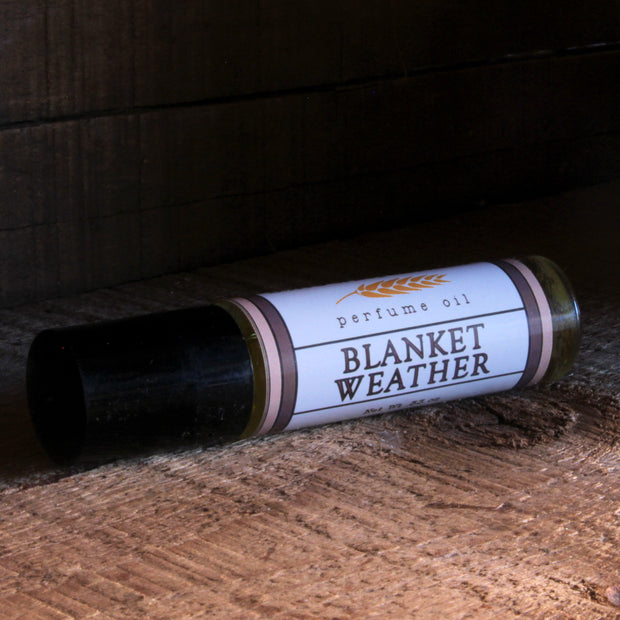 Blanket Weather Perfume Oil