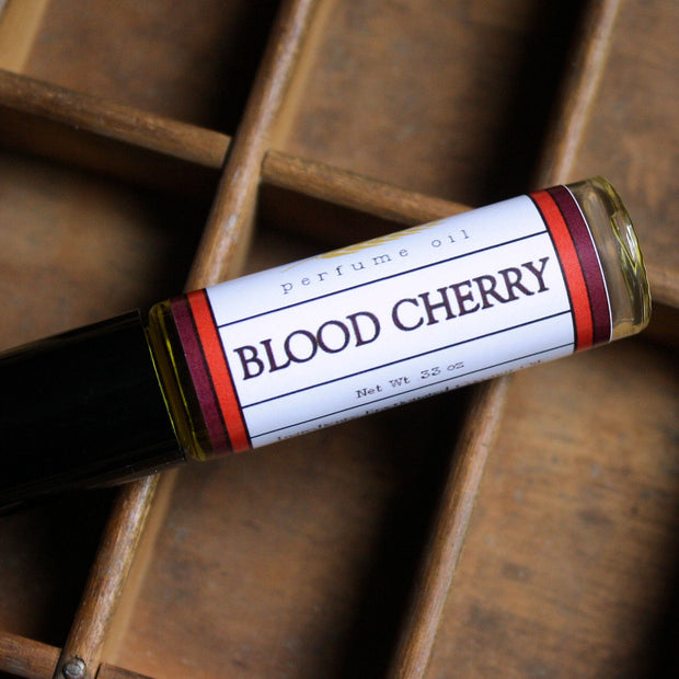 Blood Cherry Perfume Oil
