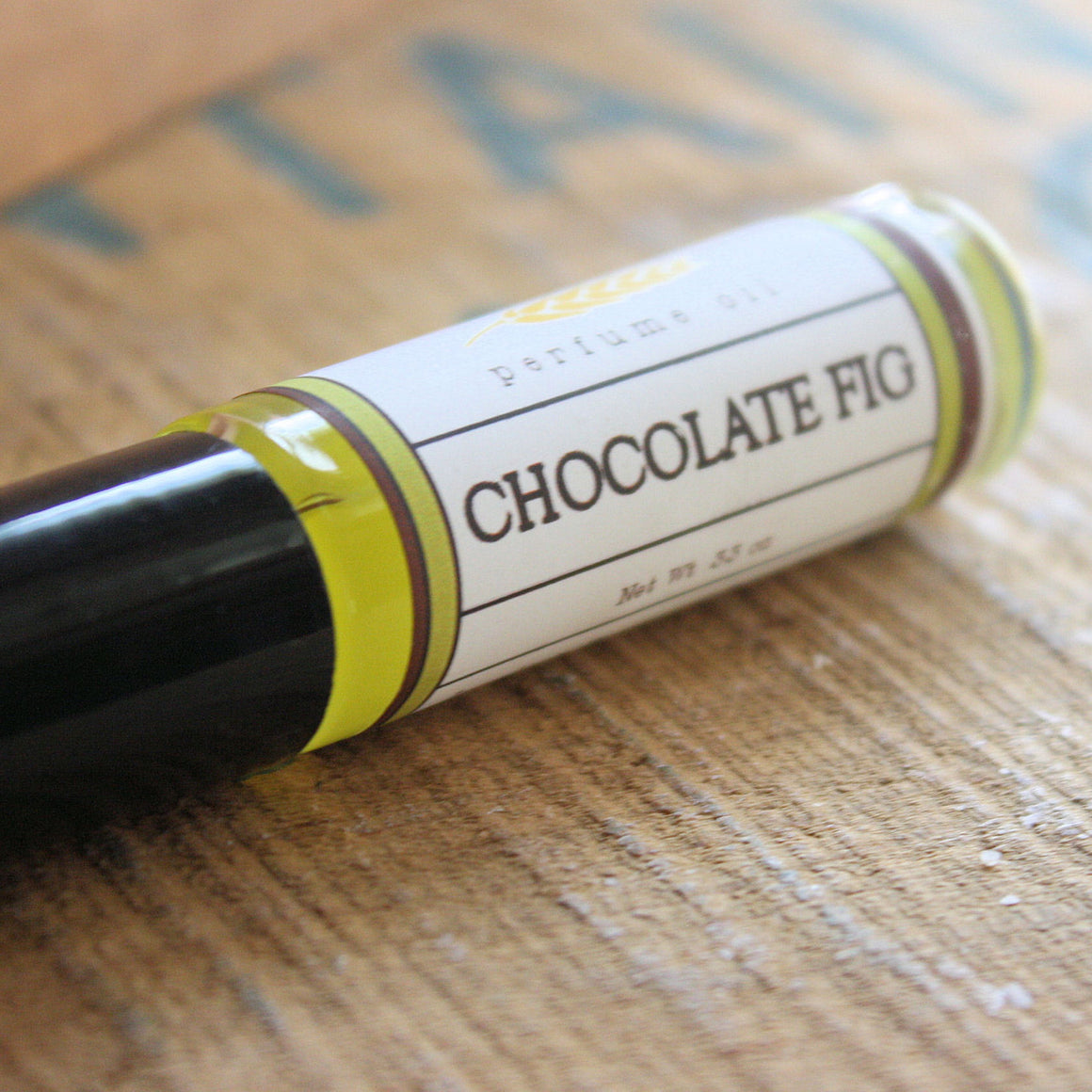 Chocolate Fig Perfume Oil
