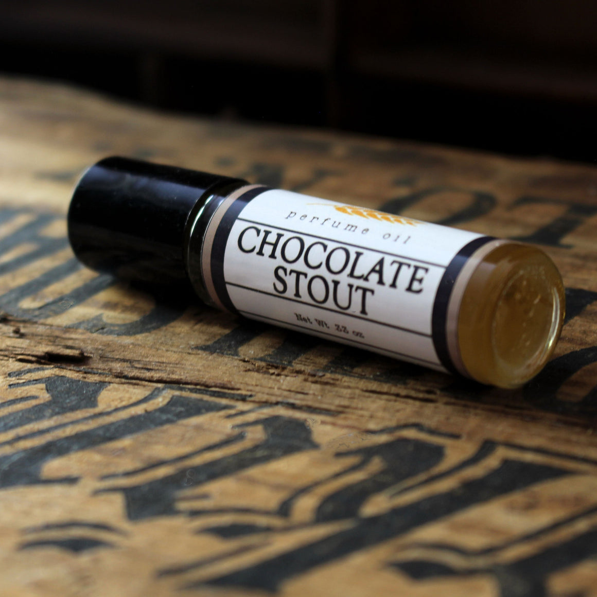 Chocolate Stout Perfume Oil