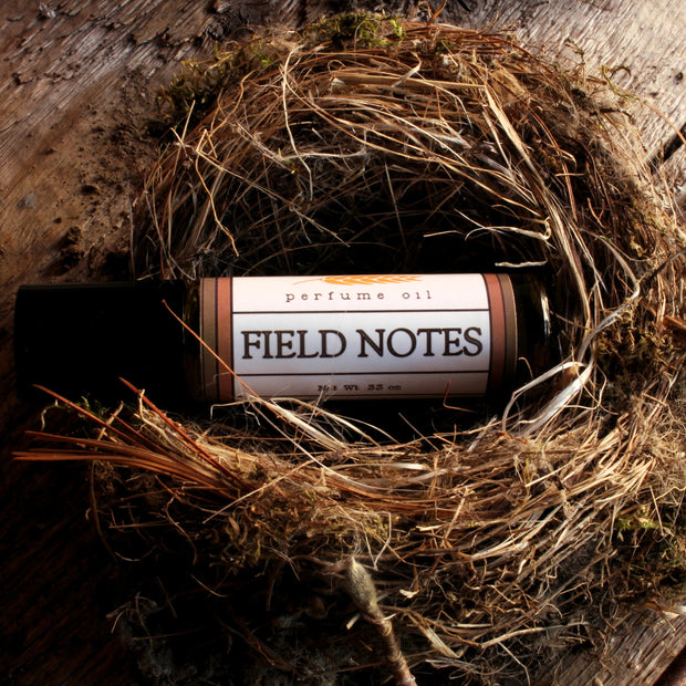 Field Notes Perfume Oil
