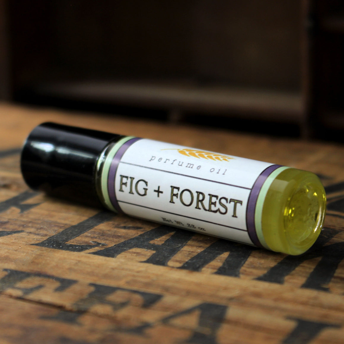 Fig + Forest Perfume Oil