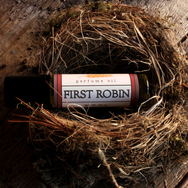 First Robin Perfume Oil
