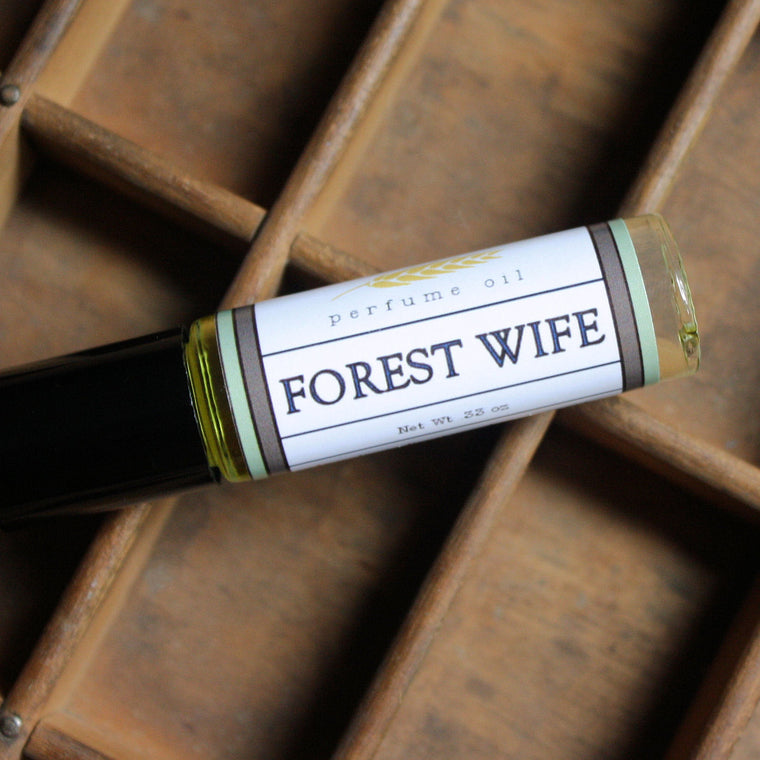 Forest Wife Perfume Oil