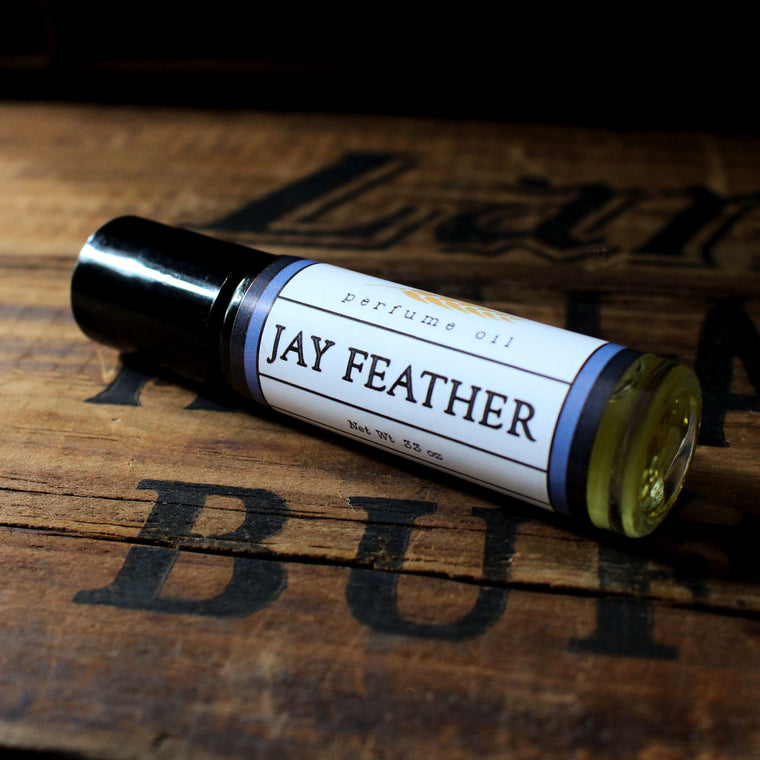 Jay Feather Perfume Oil