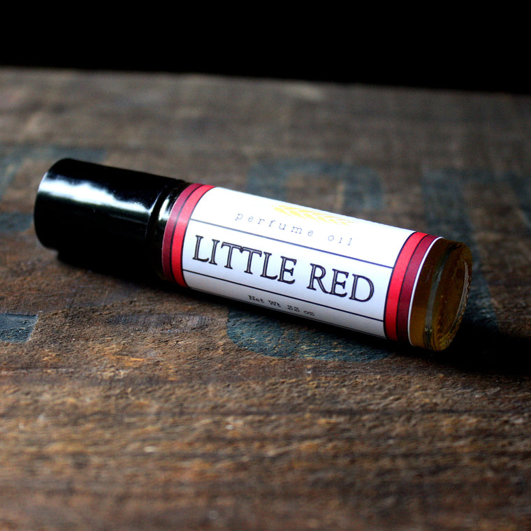 Little Red Perfume Oil