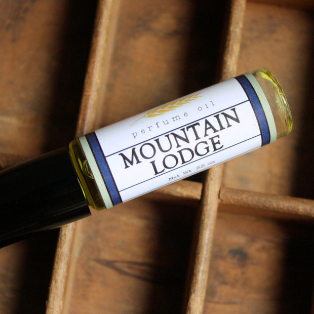 Mountain Lodge Perfume Oil