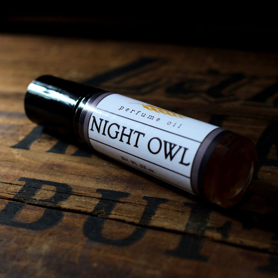 Night Owl Perfume Oil