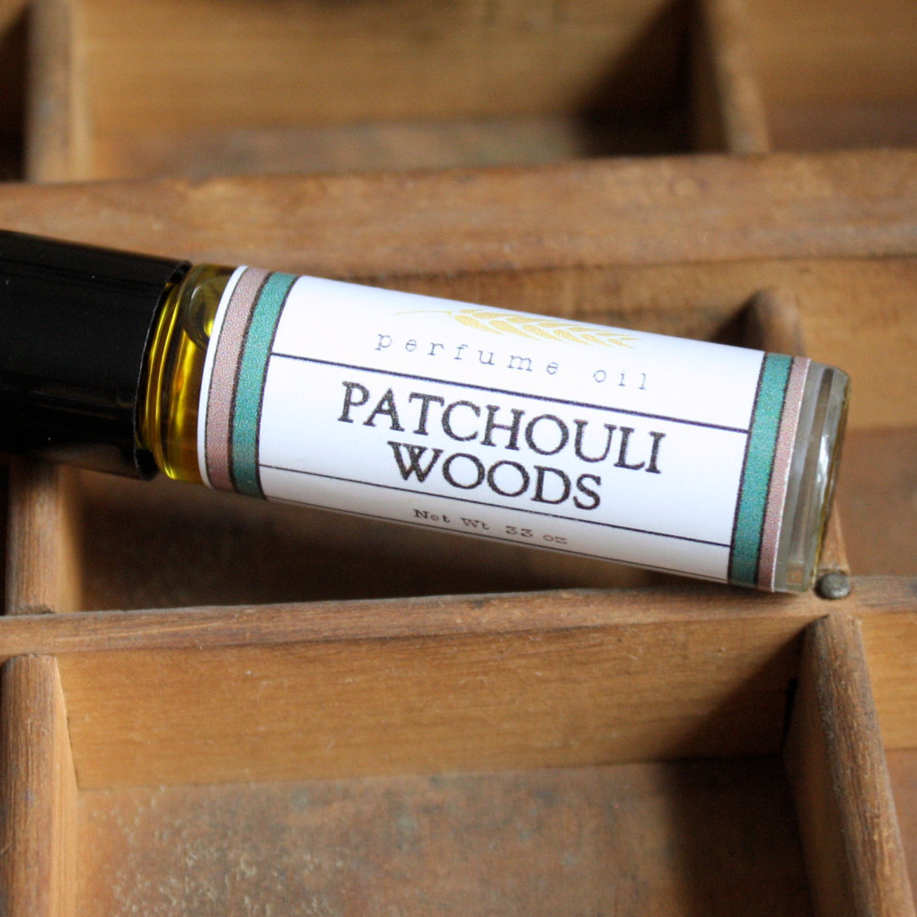 Patchouli Woods Perfume Oil