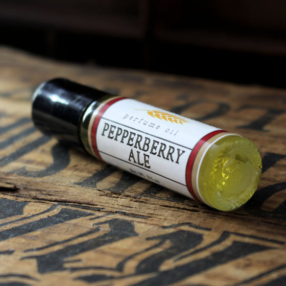 Pepperberry Ale Perfume Oil