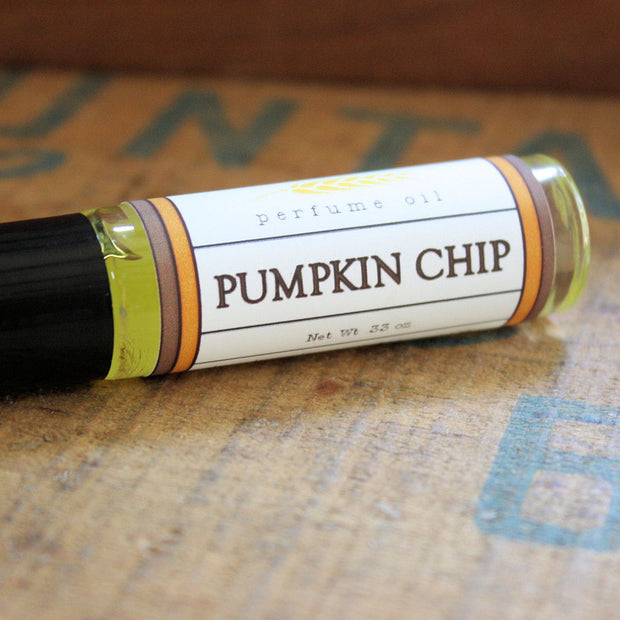 Pumpkin Chip Perfume Oil