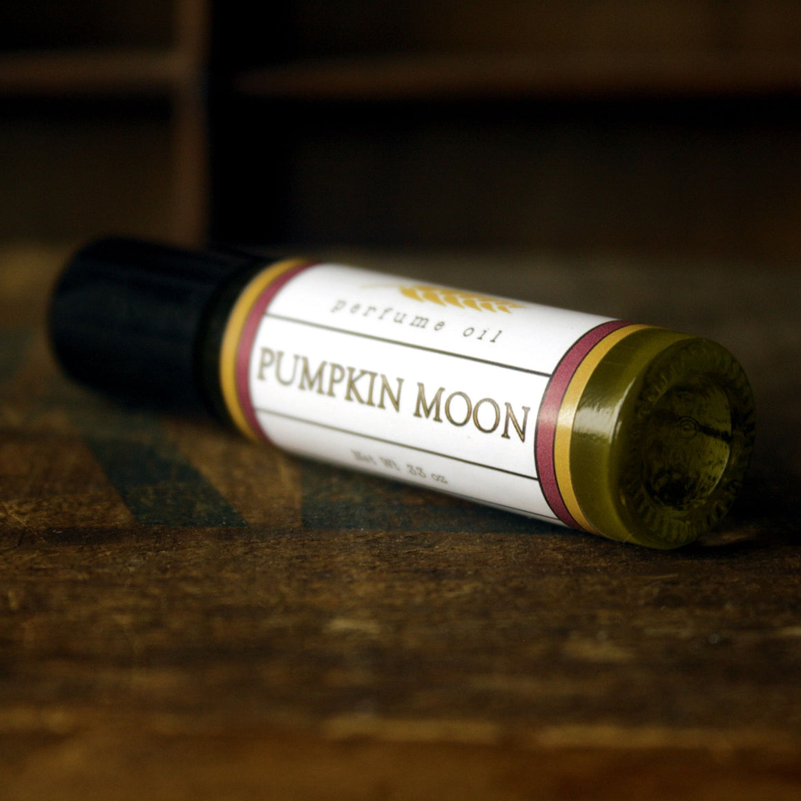 Pumpkin Moon Perfume Oil