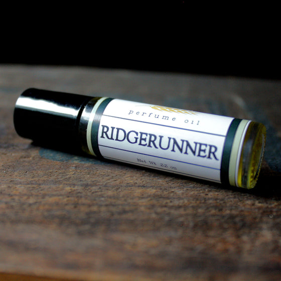 Ridgerunner Perfume Oil