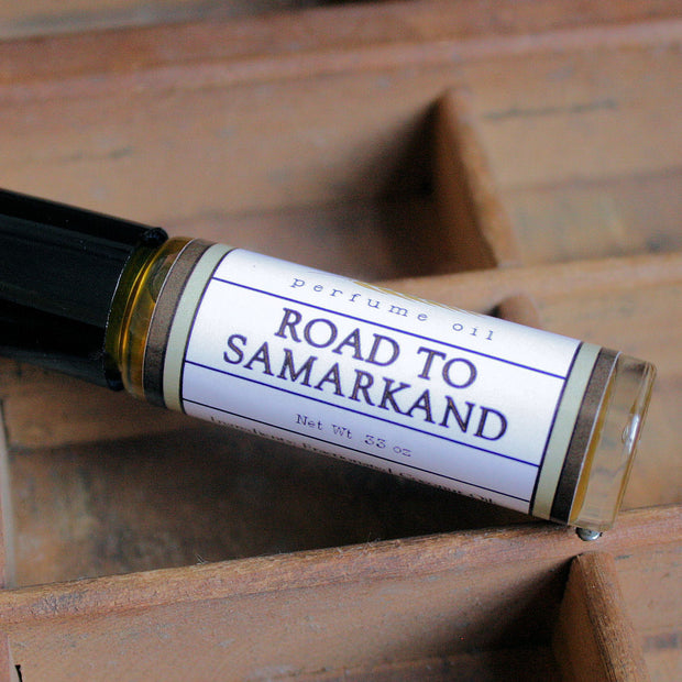 Road to Samarkand Perfume Oil