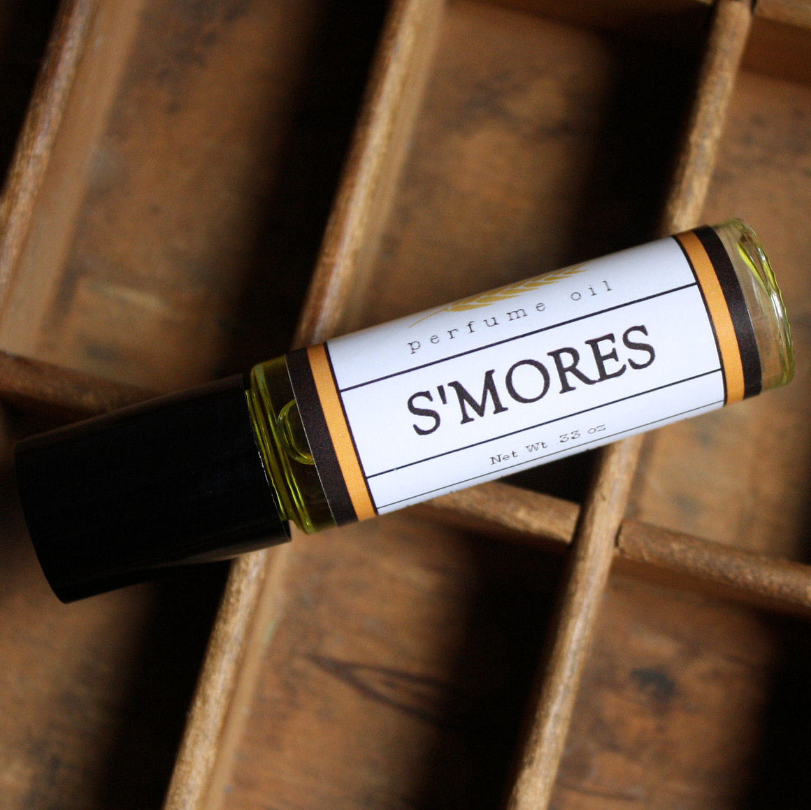 S'mores Perfume Oil
