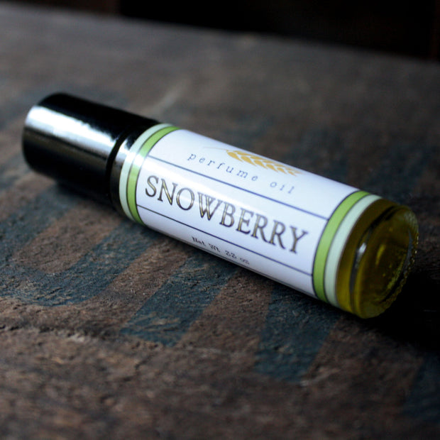 Snowberry Perfume Oil
