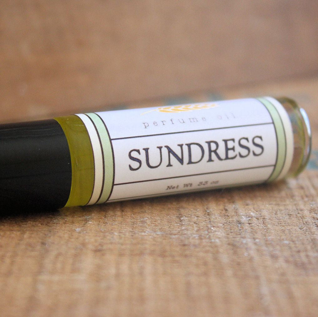 Sundress Perfume Oil