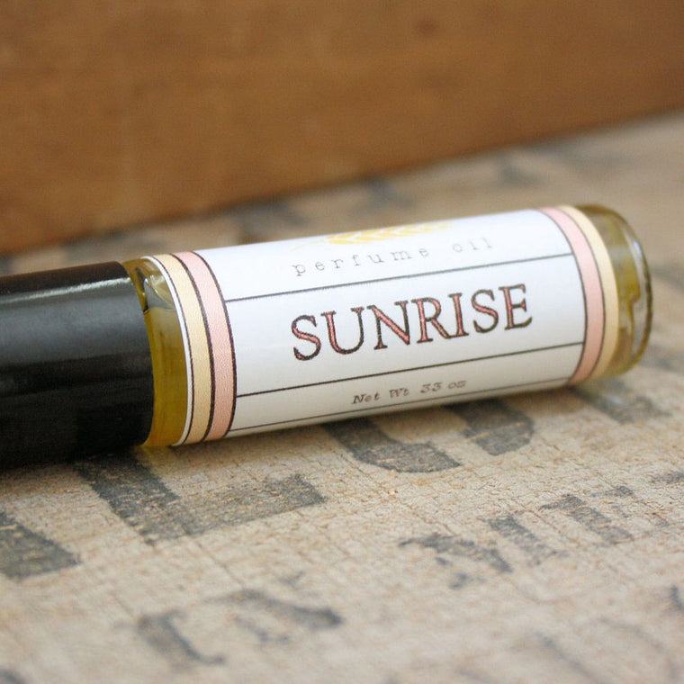 Sunrise Perfume Oil