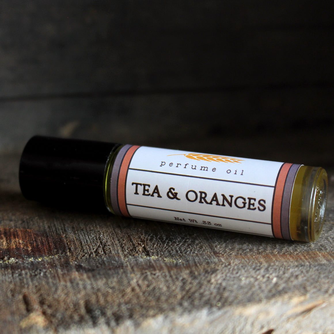 Tea & Oranges Perfume Oil