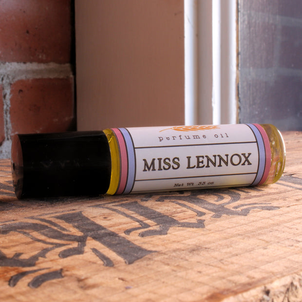 Miss Lennox Perfume Oil