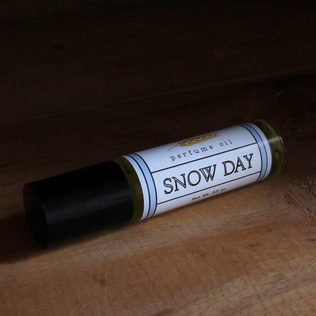 Snow Day Perfume Oil