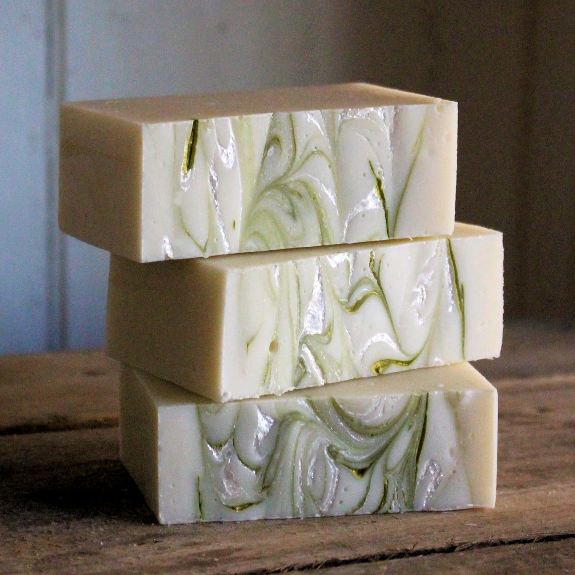 Absinthe Cold Process Soap