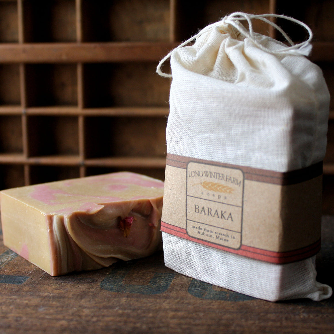 Baraka Cold Process Soap