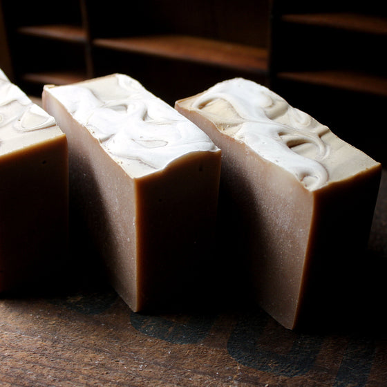Vanilla Chai Goat Milk Cold Process Soap