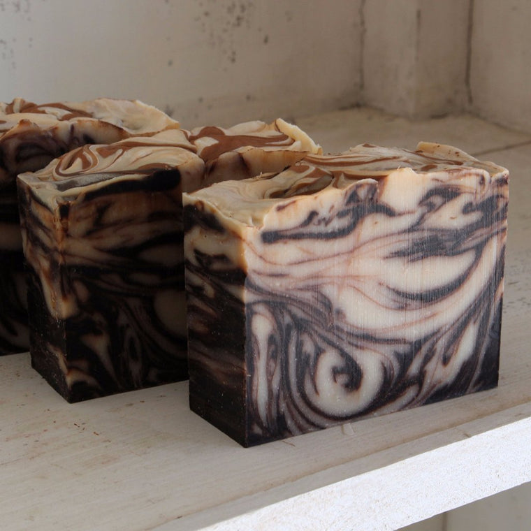Chocolate Croissant Cold Process Soap