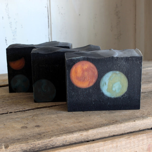 Cosmic Citrus Cold Process Soap