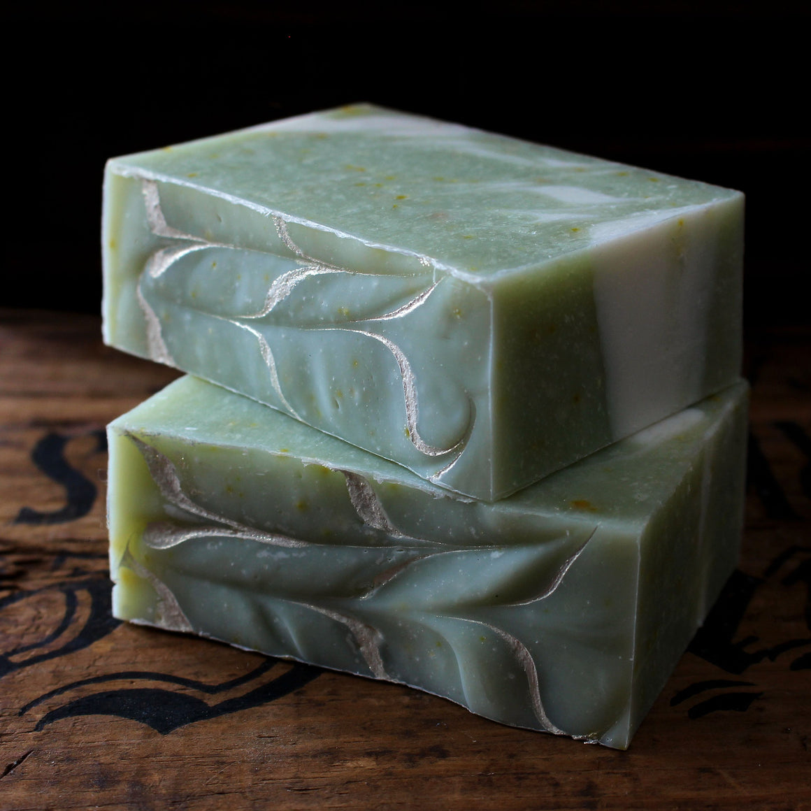 Cucumber Tonic Cold Process Soap