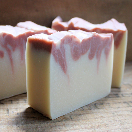 Currant Sandalwood Cold Process Soap