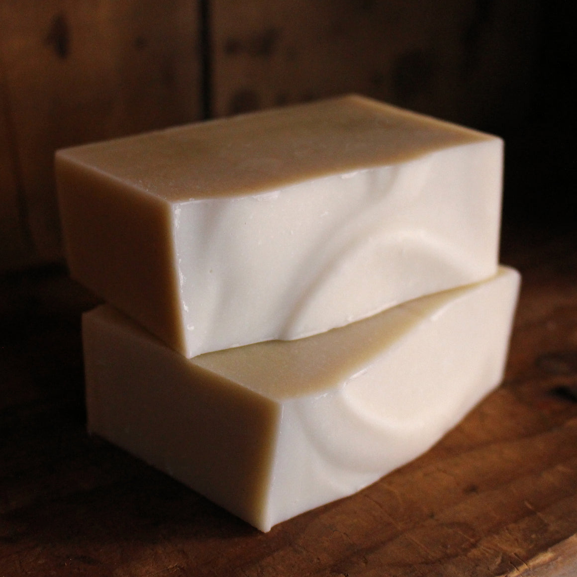 Double Mint Cold Process Soap