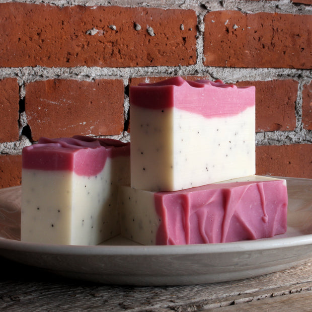 Dragon Fruit Cold Process Soap