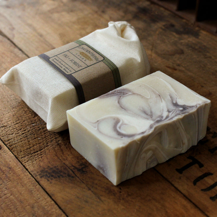 Fig & Forest Cold Process Soap