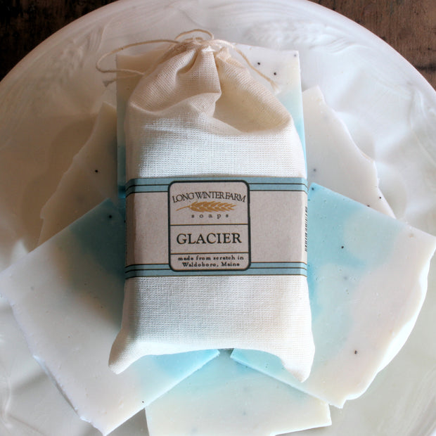 Glacier Cold Process Soap