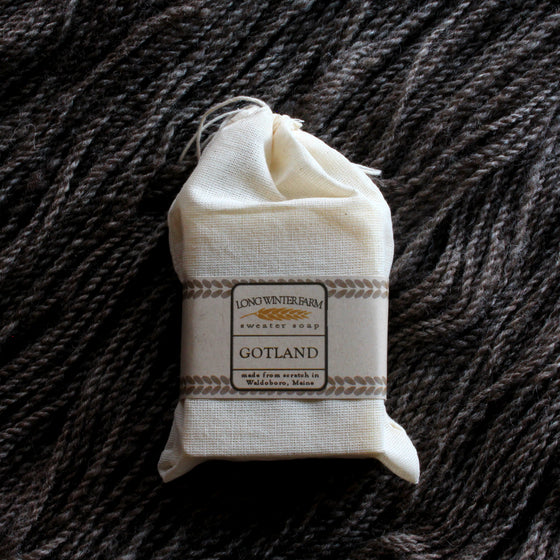Gotland Solid Sweater Soap