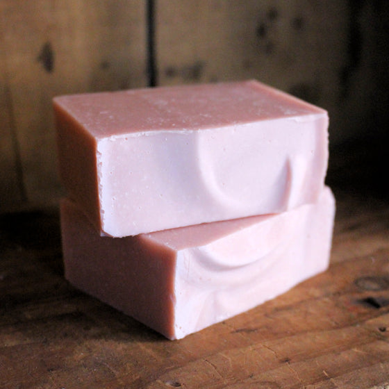 Grapefruit Geranium Cold Process Soap