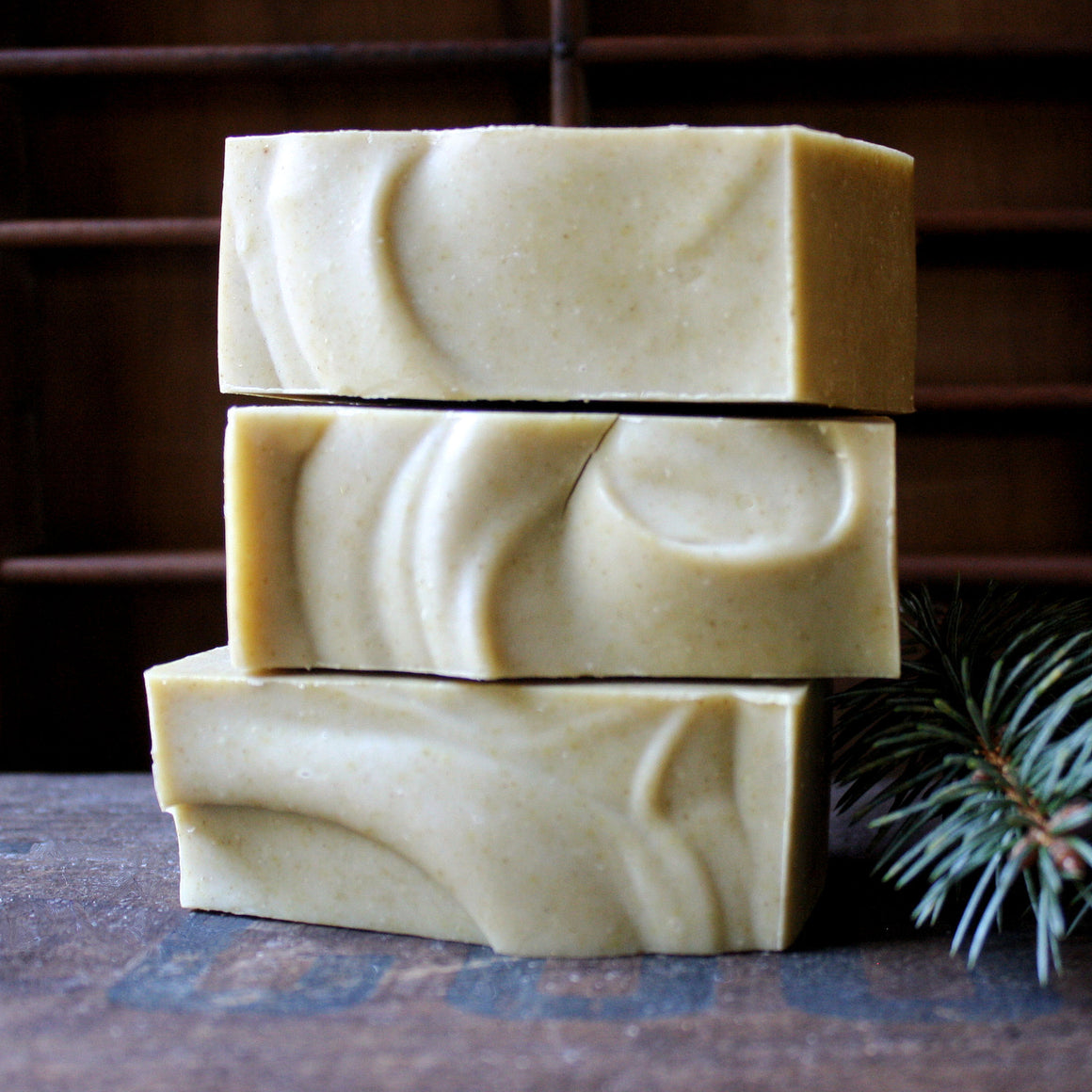 The Hiker Cold Process Soap