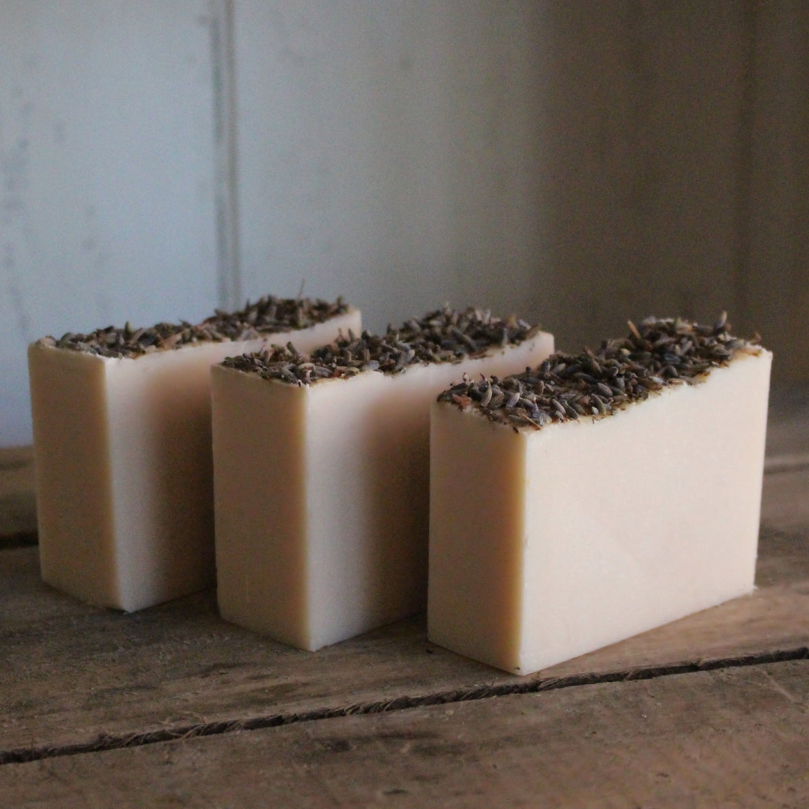 Lavender Milk Cold Process Soap