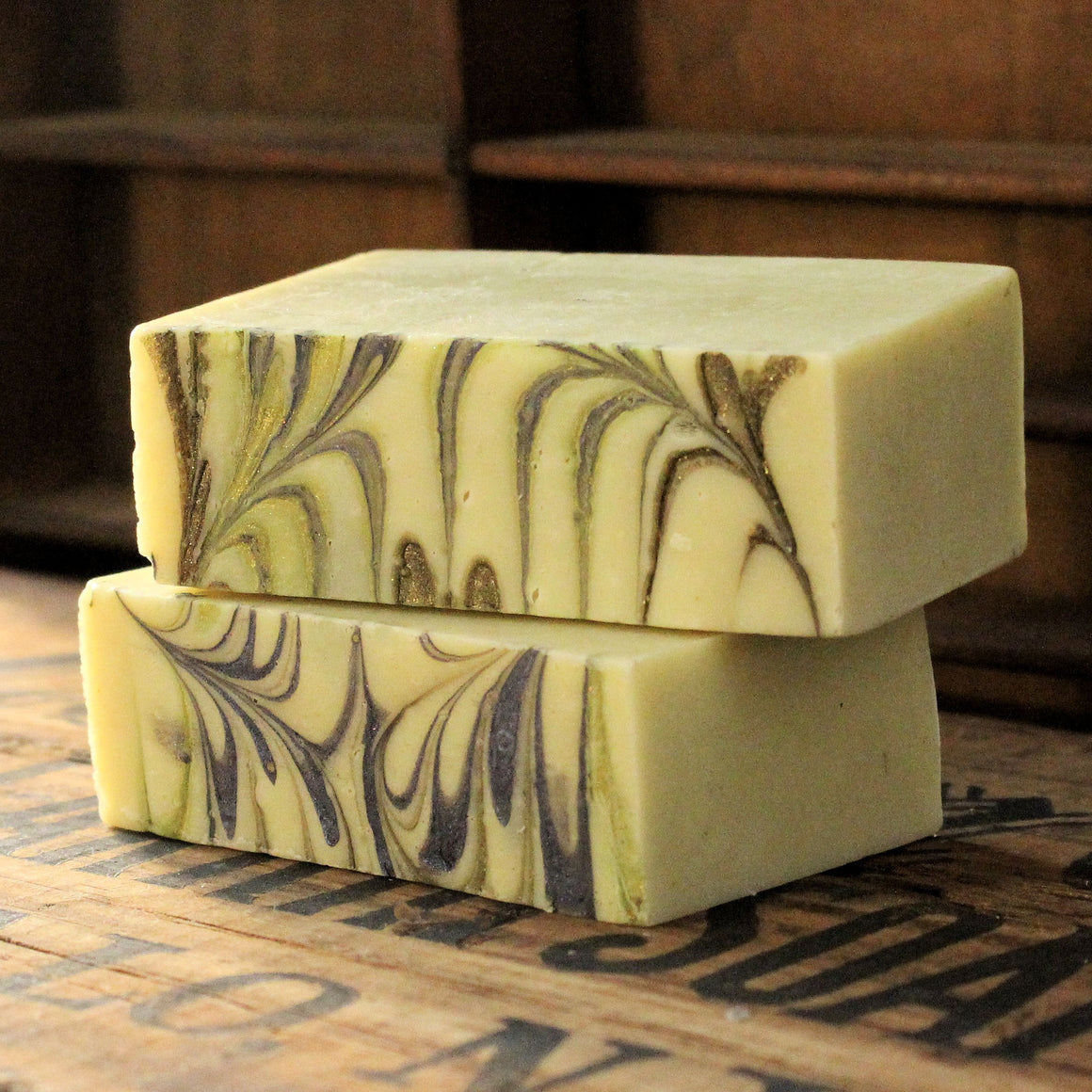 Lavender Rosemary Cold Process Soap