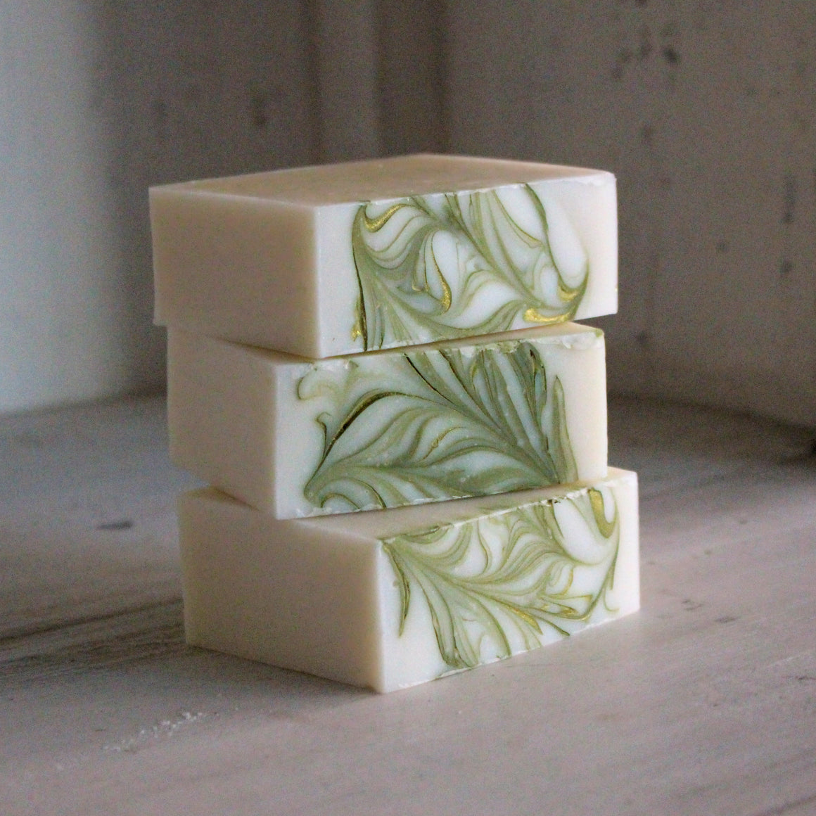 Lemongrass Cold Process Soap