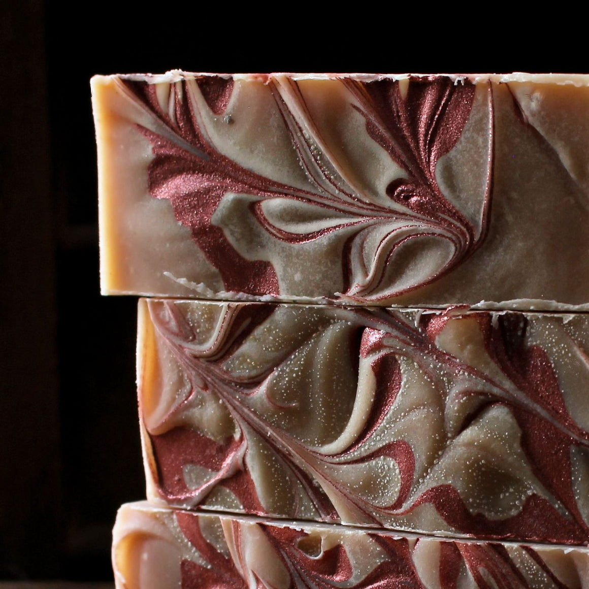 Little Red Vegan Cold Process Soap