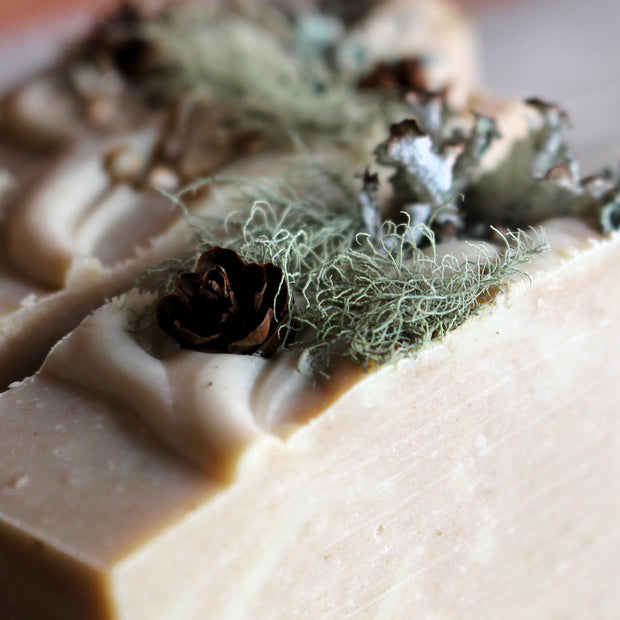 Maine Woods Cold Process Soap