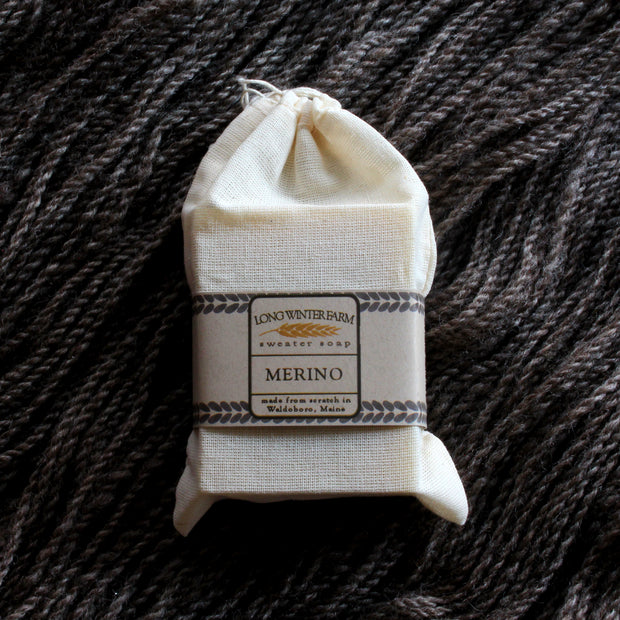 Merino Solid Sweater Soap